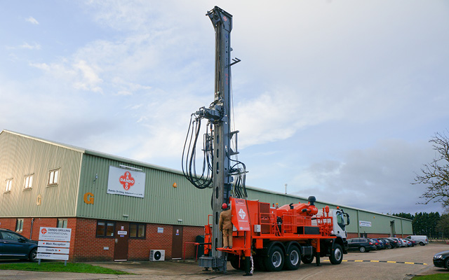 Fully Refurbished Watertec 40 Rig for Sale - Dando Drilling