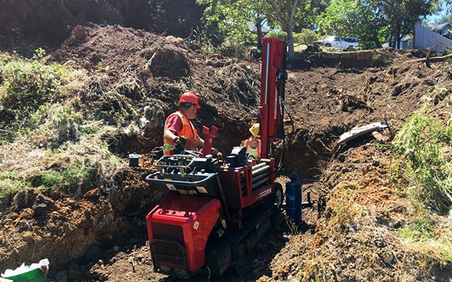 Sonic Drilling Rigs - Dando Drilling Indonesia